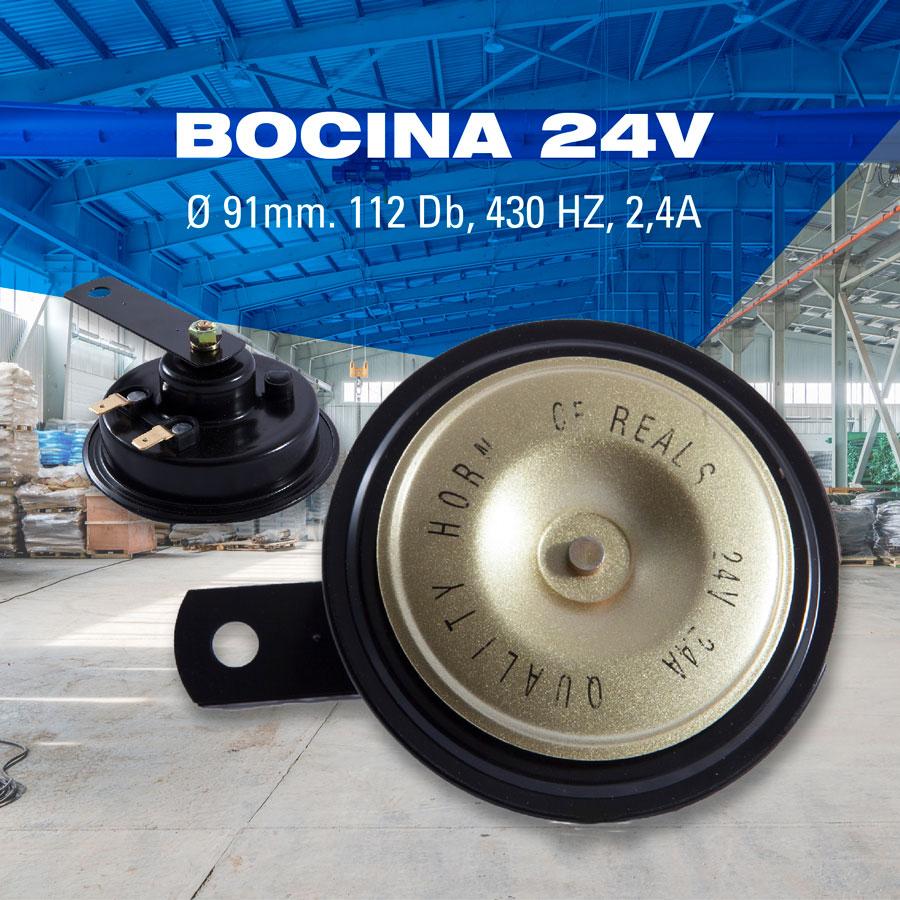Bocina 24V