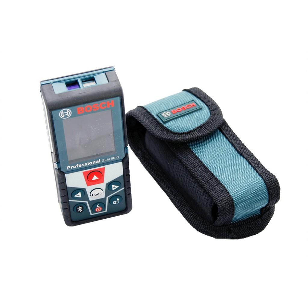 El medidor l ser de distancias glm 50 c professional de bosch - Medidor laser bosch ...