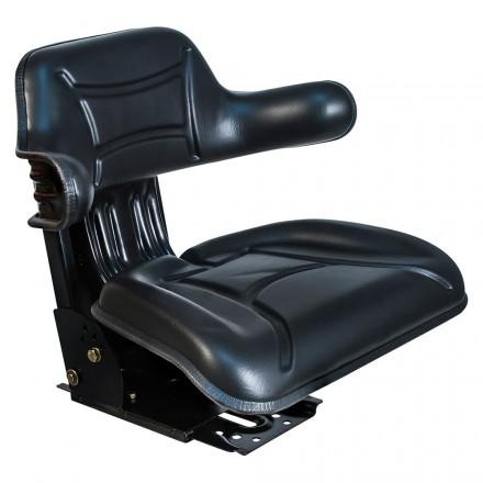 Asiento RM 20105 universal PVC negro